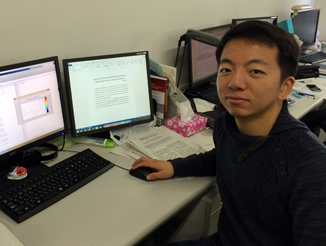 Wang Lab Photograph