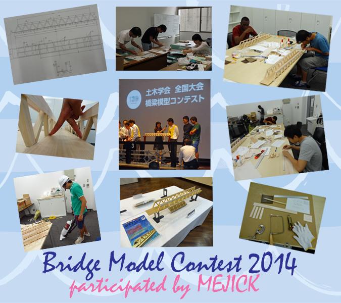 Bridge Model Contest 2014
