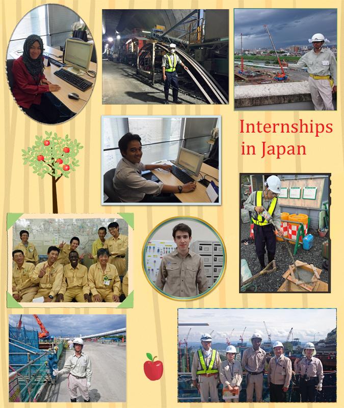 Internships In Japan 2015