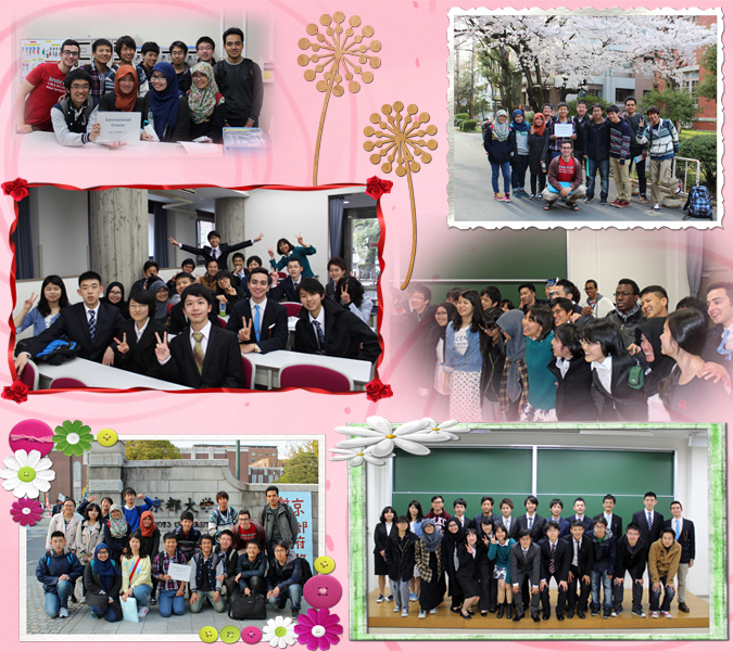 Welcome Party for Freshmen [April, 2015]