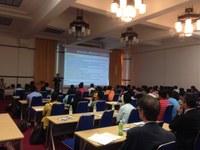 Sakura Science High School Program 2015 held
