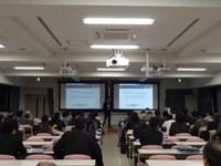 国際コース奨学金基金支援者との交流会を開催しました